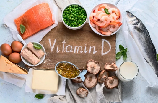 Vitamin D - health benefits and rules to usage