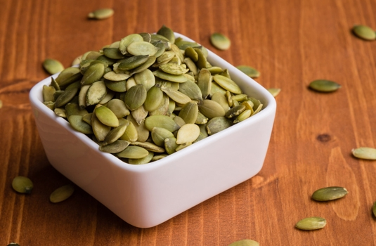 Pumpkin seed - natural prostate shield