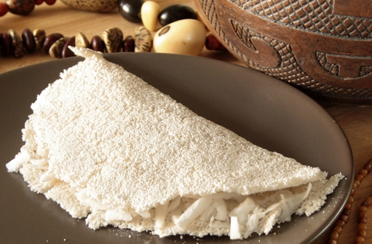 Tapioca flour - how to use it? (recipes)