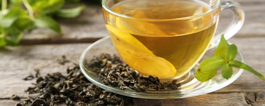 The health benefits of green tea