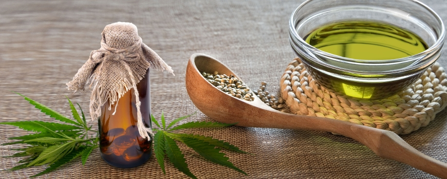 Hemp oil take care of our health. Find out how!