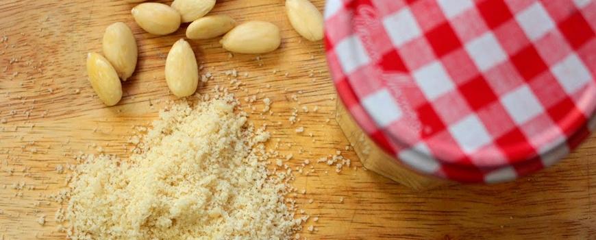 Бадемовото брашно - пребиотичен продукт?