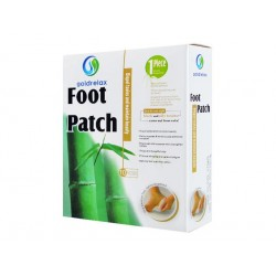 Detox foot patches - 10 pcs