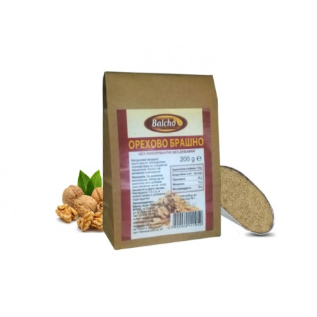 Орехово брашно - 200 гр.