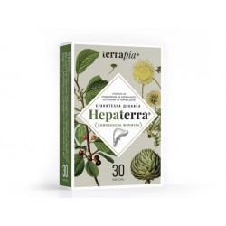 Hepaterra - to cleanse the liver