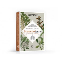 Bronchoterra - for lung and bronchus