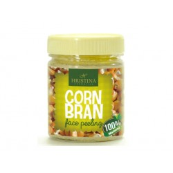 Corn Bran, Face Peeling, Hristina, 200 ml