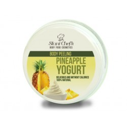 Body peeling - Pineapple Yogurt