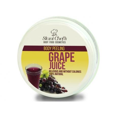 Пилинг за тяло - гроздов сок