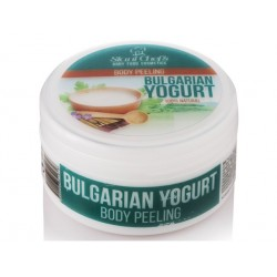 Body peeling - Bulgarian Yogurt