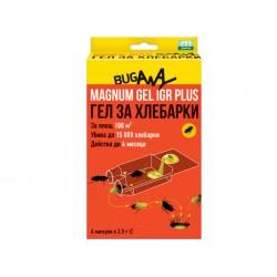 Магнум гел за хлебарки, BugAway - 6 капсули
