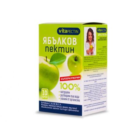 VitaPectin - Ябълков пектин - 10 сашета