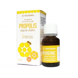 Propolis drops for children