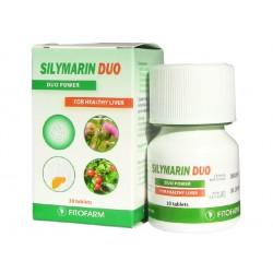 Силимарин ДУО - за здрав черен дроб