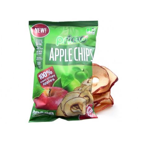 Ябълков чипс, Primo - 50 гр.