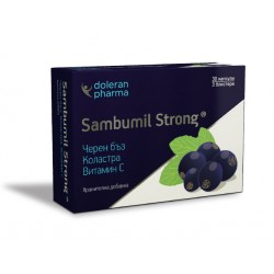 Sambumil Strong - elderberry, colostrum, vitamin C