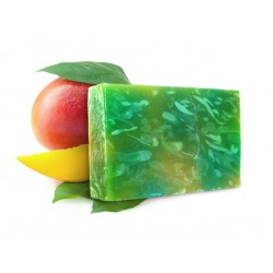 Soap with mango butter, handmade