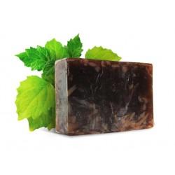 Сапун с масло от пачули и амбър, ръчно направен