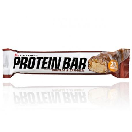 Nutramino ProteinBar - caramel