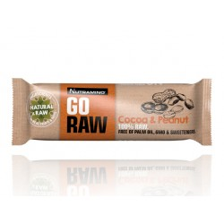 Nutramino Go Raw bar - coconut