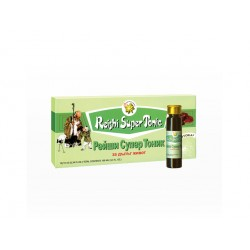 Reishi Super Tonic, For Long Life - 10 vials