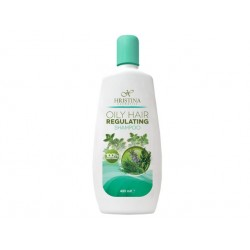 Regulating Shampoo, Oily Hair - 400 ml