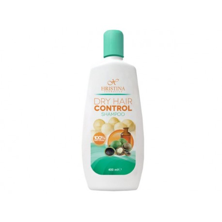 Dry Control (dry hair), Shampoo - 400 ml