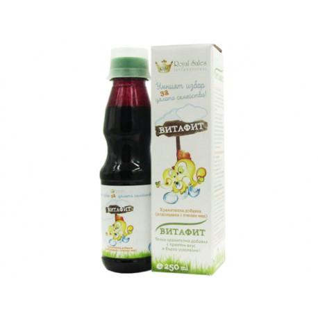 ВитаФит, сироп, за деца и възрастни - 250 мл.