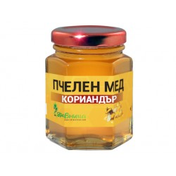 Natural Honey, Coriander, Zdravnitza - 250 g