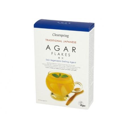 Агар Флейкс - растетелен желатин