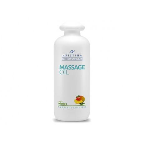 Професионално масажно олио - манго, Христина - 500 мл.