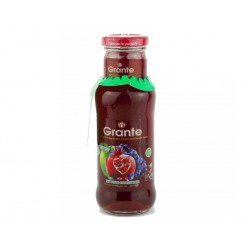 Pomegranate Grape Apple juice, Natural, Grante - 250 ml