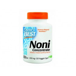 Noni Cocentrate, Doctor's Best - 120 capsules