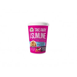 Slimline Muesli with Pomegranate and Strawberry, TakeAway - 90 g