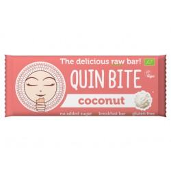 Суров, веган бар с кокос и кашу, QuinBite - 30 гр.