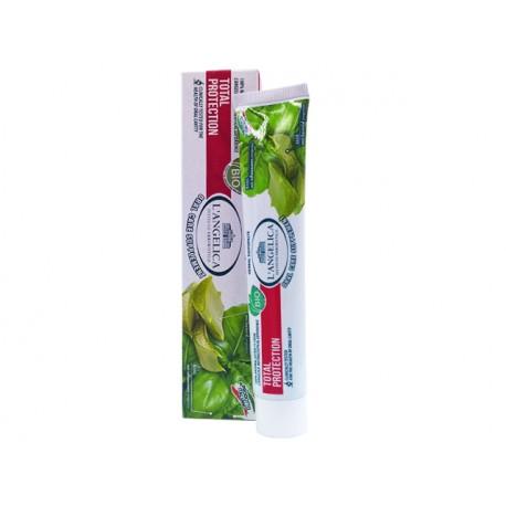 Билкова паста за зъби - тотална защита, L'Angelica - 75 мл.