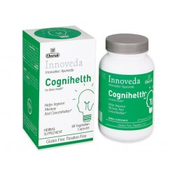 Cognihelth - Brain Health, Ayurvedic Supplement - 60 capsules