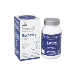 Sumenta - Stress and Anxiety, Ayurvedic Supplement - 60 capsules