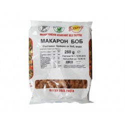 Beans Macaroni, Gluten Free - 250 g