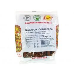 Soy and Buckwheat Macaroni, Gluten Free - 250 g