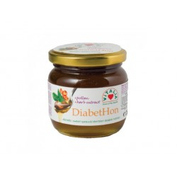 DiabetHon, Sweet Spread, Honey substitute, 250 g