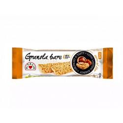 Гранола, Хрупкаво житно блокче с орехи и лешници 35 гр.