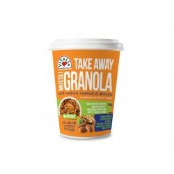 Гранола Мюсли с орехи лешници и бадем, TakeAway, 90 гр.