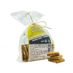 Джинджифилови бисквити с кленов сироп и арония, 80 гр.