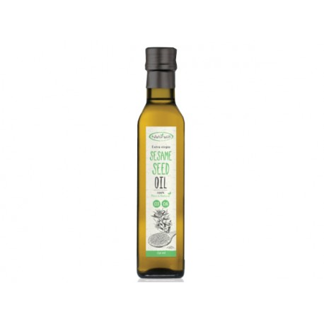 Масло от сусамово семе, студено пресовано, Натуралис, 250 мл.