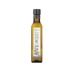 Масло от ленено семе, студено пресовано, Натуралис, 250 мл.