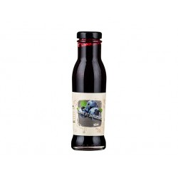 Natural Bilberry Syrup, concentrate, 285 ml