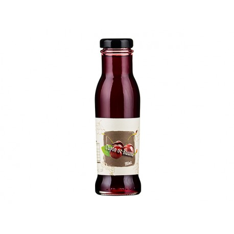 Natural Cherry Syrup, concentrate, 285 ml