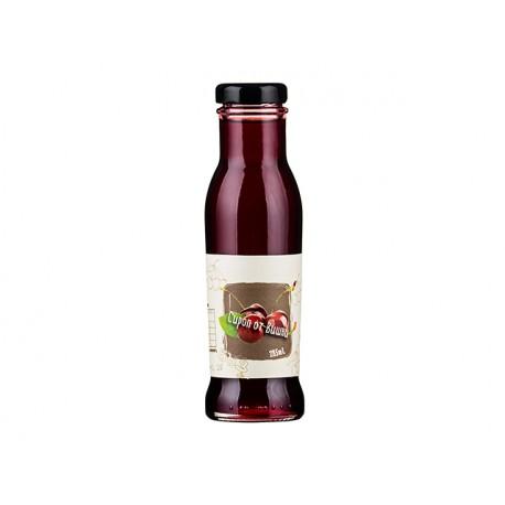 Натурален сироп от вишни, Бъз Ко, 285 мл.