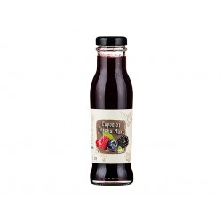 Natural Forest Fruits Syrup, concentrate, 285 ml
